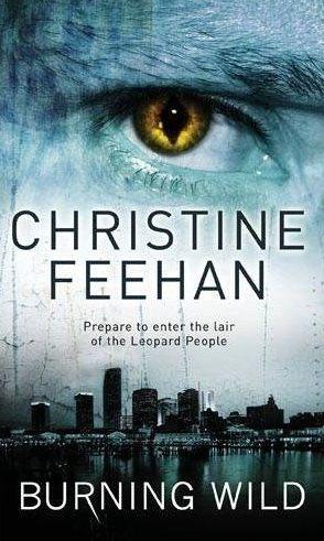 Burning Wild by Christine Feehan