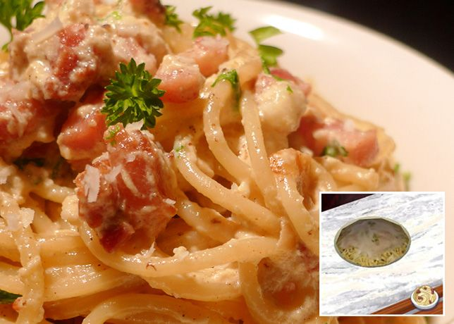 The Sims Goopy Carbonara
