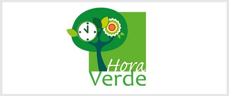 19/09/2015 - símbolo da Hora Verde: