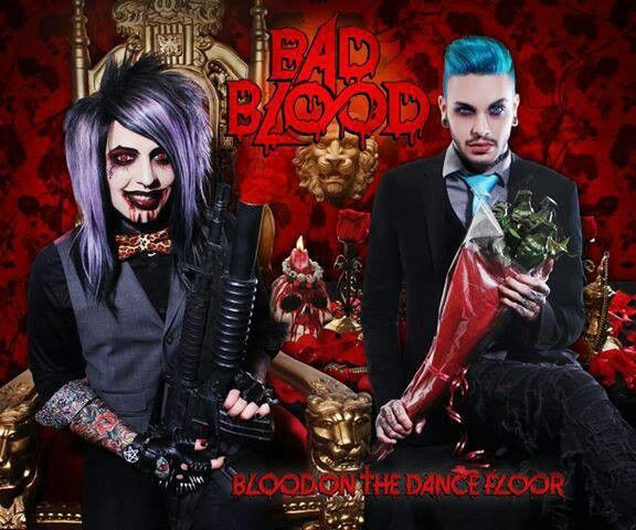 77 Best Images About Blood On The Dancefloor