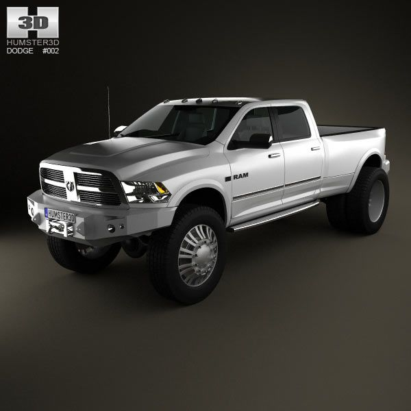 Dodge Ram 3d model from humster3d.com. Price: $75