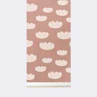 Cloud  Wallpaper - Rose