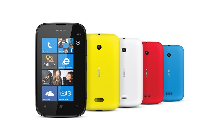 Nokia Lumia 510 deksler - Lux-Case.no