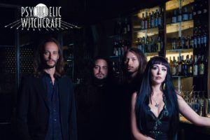 PSYCHEDELIC WITCHCRAFT Reveal 'Sound Of The Wind' Details; Lyric Video Debut