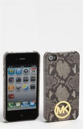 MICHAEL Michael Kors Signature iPhone 4 & 4S Case