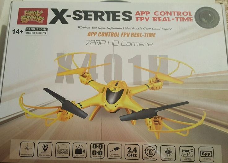 Holy Stone X401H RC Drone with Camera Live Video Wifi FPV Quadcopter  #NotApplicable