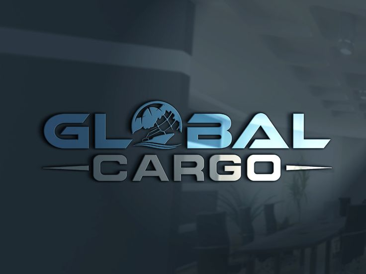 International shipping company Bold, Serious Logo Design by Celebrity design