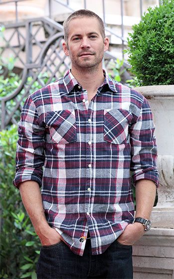 So handsome! So sad! RIP Paul Walker you will be missed!! 1973-2013 :(