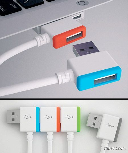 Funzug.com | New Inventions By Creative Minds | Usb, Toothpaste, Innovative, Way, Greenbo