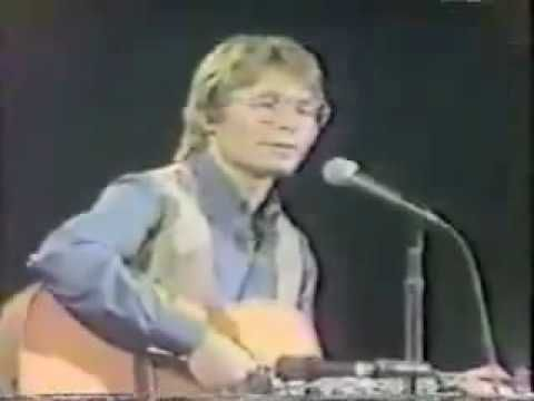 What One Man Can Do by John Denver. I heard Buckminster Fuller speak as an undergrad. By then, he was very, very old and nearly blind. I recall him standing on stage, building models with giant tinker toys and seeming a trifle sad.