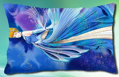 "Cinderella 3 Include Inner Pillow Case 20""x30"""