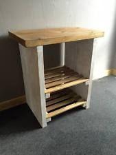 Bathroom Wash stand Vanity Unit Hand crafted wooden Rustic BELFAST BUTLER SINK