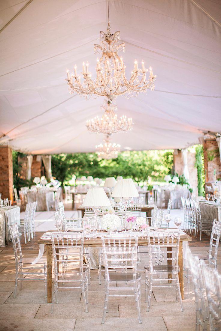 Bride Wears Pink Vera Wang At Chicago Botanic Garden Gardens Receptions And Wedding