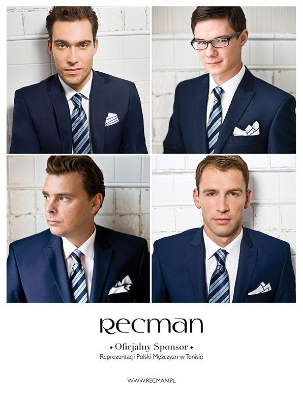 Recman - Oficjalny Sponsor Reprezentacji Polski Mężczyzn w Tenisie