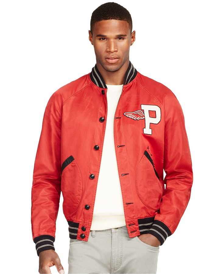 44 Best images about Varsity Jacket on Pinterest | Men street ...