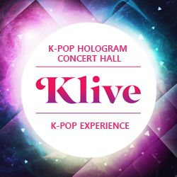 K-pop Hologram Concert Hall #VR #VirtualReality