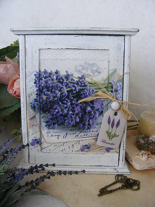 Lavender ... / giovana - SAShE.sk - Handmade Krabičky