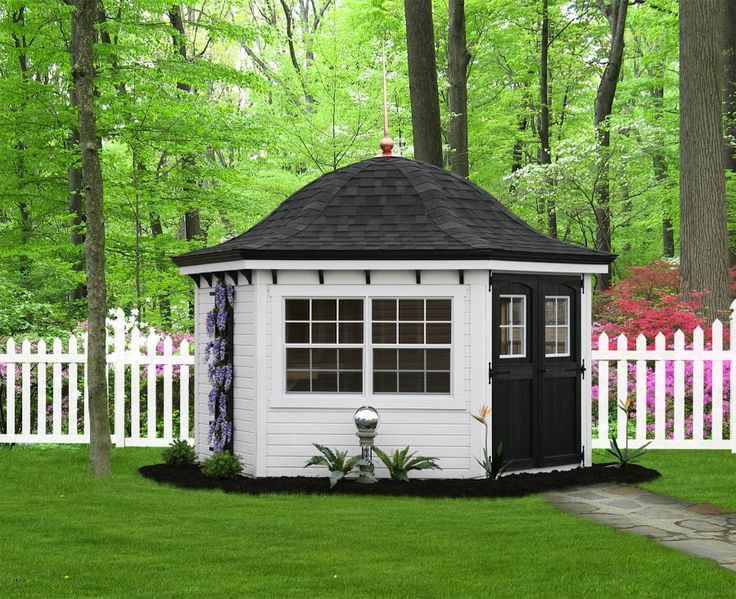 Best Amish Sheds Homestead Stuctures Images On Pinterest