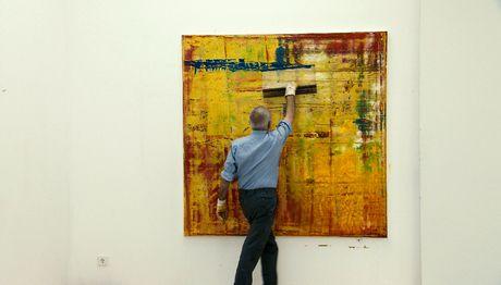 Герхард Рихтер считает, что на арт-рынке господствует «культ персоналий»   Артгид