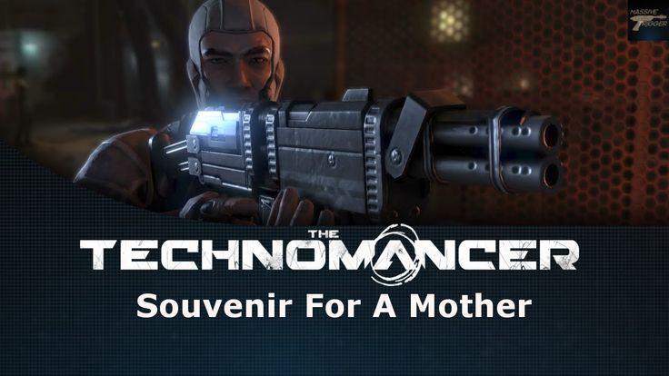 The Technomancer Souvenir For A Mother