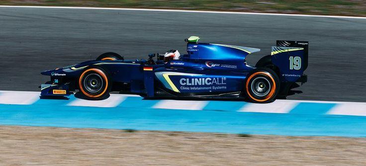 Carlin no seguirá en la GP2 Series