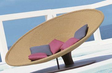 Eustachio Relax Modern Hammock Chair contemporary outdoor chairs