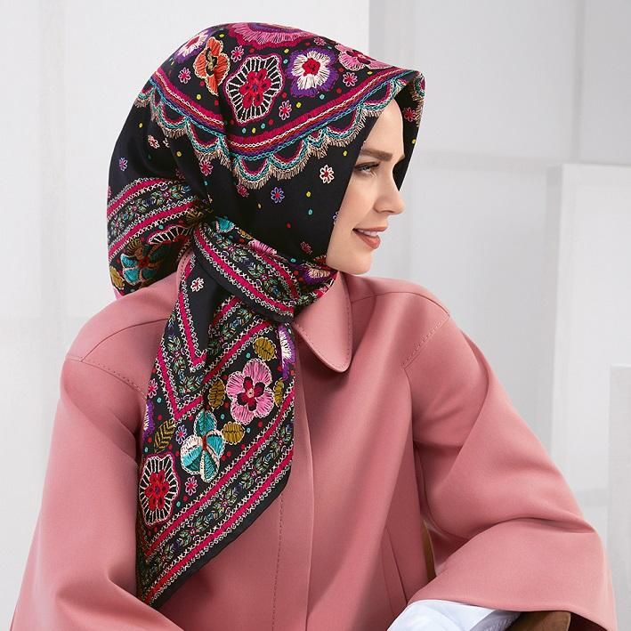 Armine Aleen Silk Hijab from Turkey at www.hijabplanet.com - free shipping worldwide  #scarf #hijab #fashiongirl #fashionlovers #hijabpashmina #hijabi #maxihijab #hair #fashiontrends #headscarf