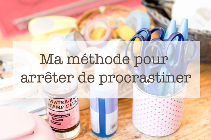 Le compte C ou comment sortir de la procrastination