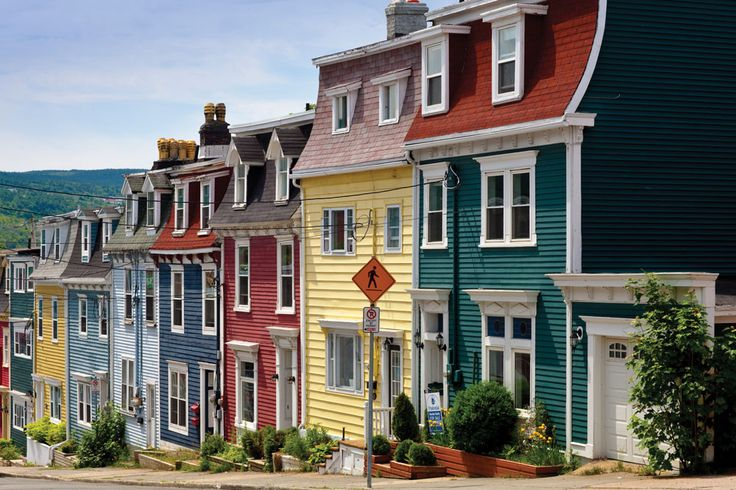 St. John's Seamus O'Regan shares his favourite spots
