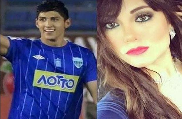 RedTheos24: Ερωτικό σκάνδαλο με Πουλίδο υποστηρίζουν οι Μεξικα...