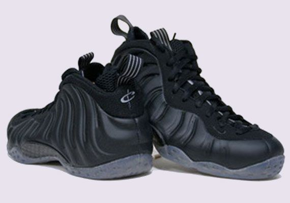 Nike Air Foamposite One Stealth   Release Date
