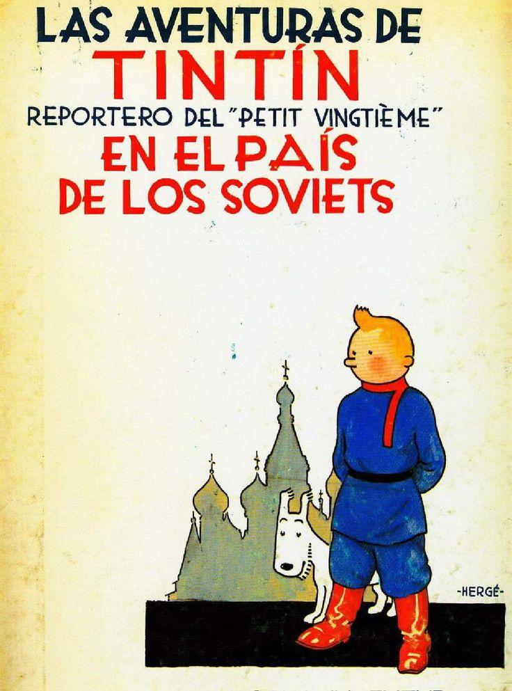 00 tintin en el pais de los soviets