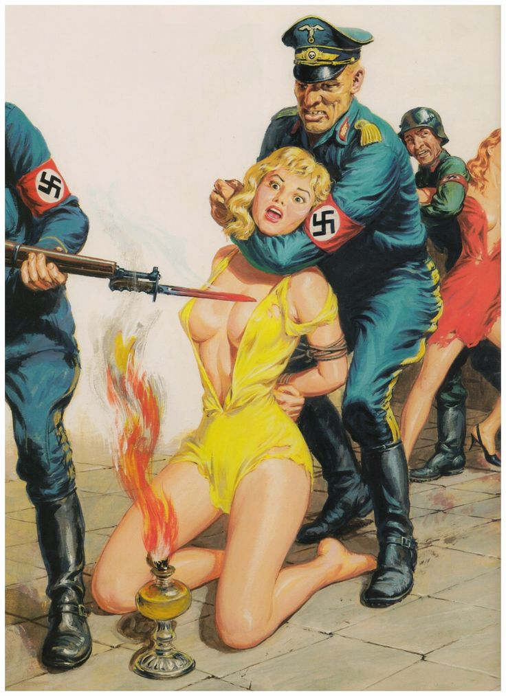 Here bdsm art nazi