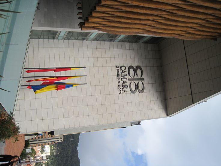 Camara de Comercio de Bogota - Marmol Cafe Upar Abuzardado