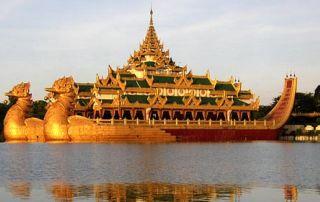 Sightseeing in Yangon - Angkor.co