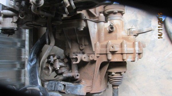 VW Polo Vivo 1.4 Gearbox - Used