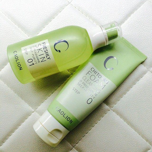Spring Greens #spring #green #lotion #skincare #detox A fresh new start each morning #caolion #morning #카오리온 #spring #봄