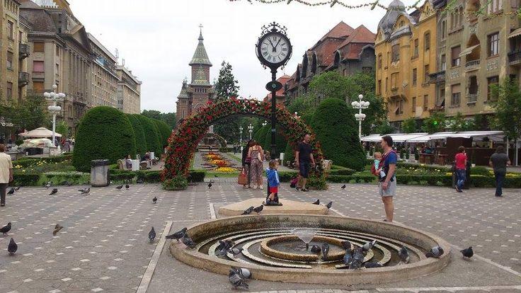 Faciamo un salto nell'Europa del Est Timisoara