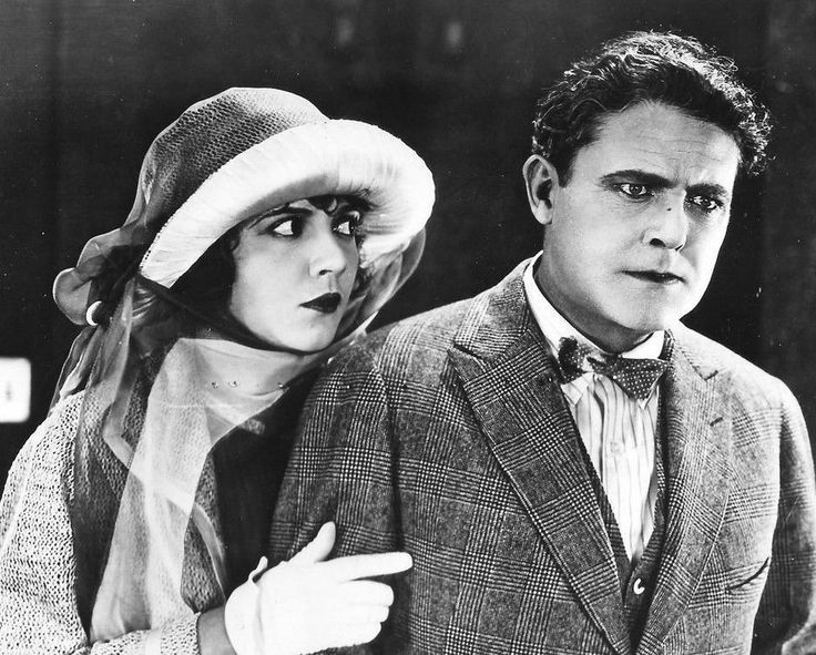 Lois Wilson and William Farnum