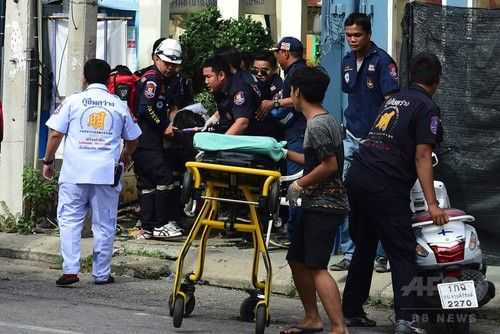 タイ各地で8件の爆発計4人死亡 スラタニやプーケット島でも写真12枚国際ニュースAFPBB News