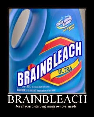 Funnies Galore: Brain Bleach - Product of the Week....