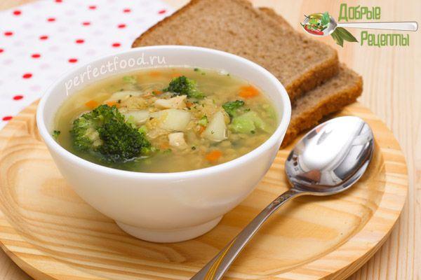 Суп из чечевицы простой рецепт