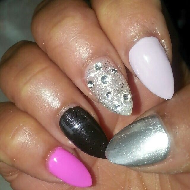 106 best nails images on Pinterest | Nail scissors, Acrylic nail ...
