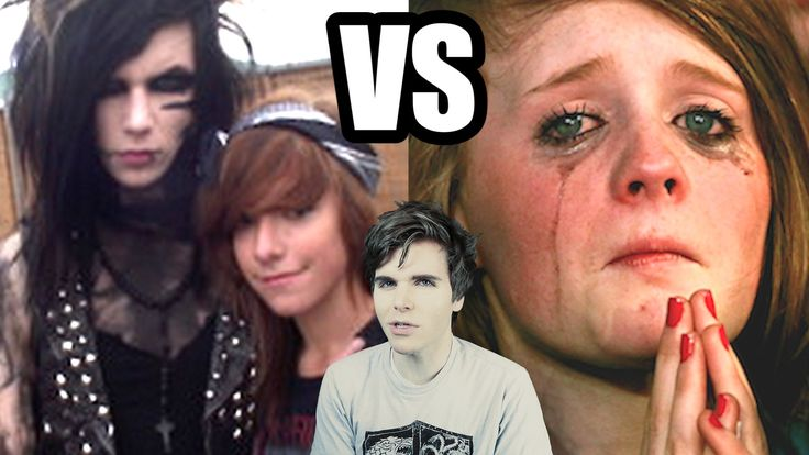 One Directioners vs BVB Fans (Black Veil Brides Fangirls) - This is amazing xD >>> AHHHH I LOVE THIS VIDEO. Couldn't have said it better, Onision.
