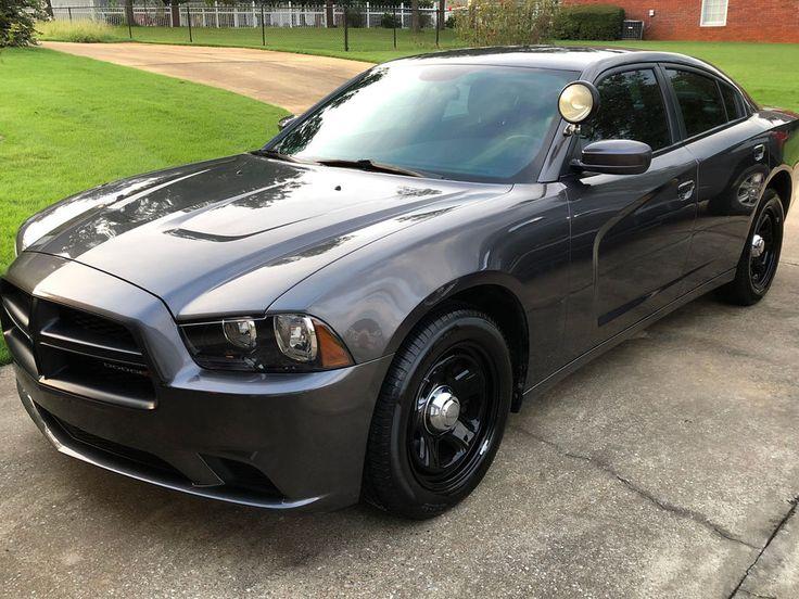 For Sale: 2013 Dodge Charger Pursuit (Police) The UN ...