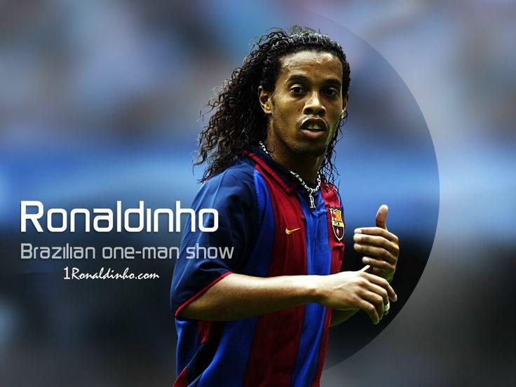 Ronaldinho Wallpapers Great when in Barcelona