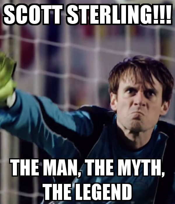 Scott Sterling the man, the myth, the legend!!!