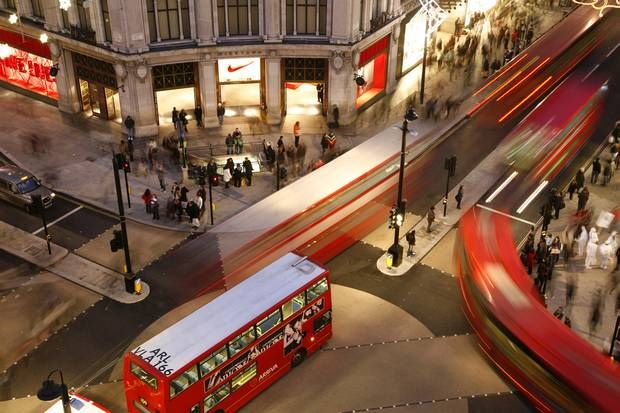 Oxford Street revealed as worst place in the world for toxic pollutant nitrogen dioxide | Respro® Bulletin Board