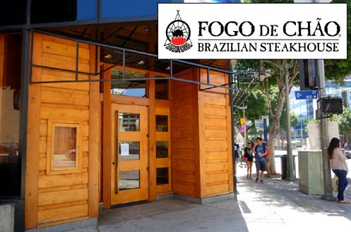 Fogo de Chão Brazilian Steakhouse Replacing Roy's in Downtown LA