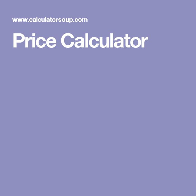 25+ unique Price calculator ideas on Pinterest Etsy handmade - product pricing calculator